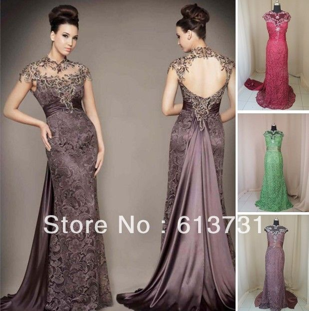 1000  images about Beautiful lace gown on Pinterest - Abed mahfouz ...