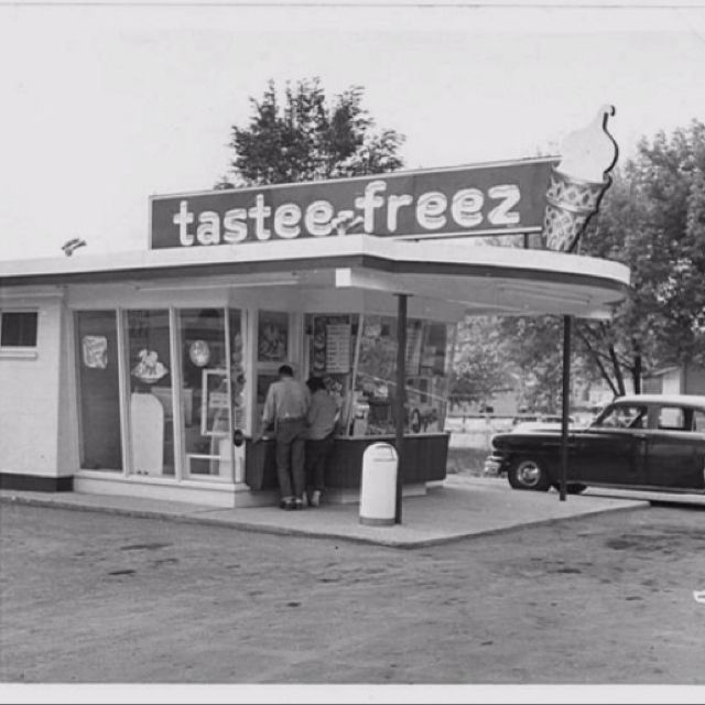 Loved the Tastee Freeze!