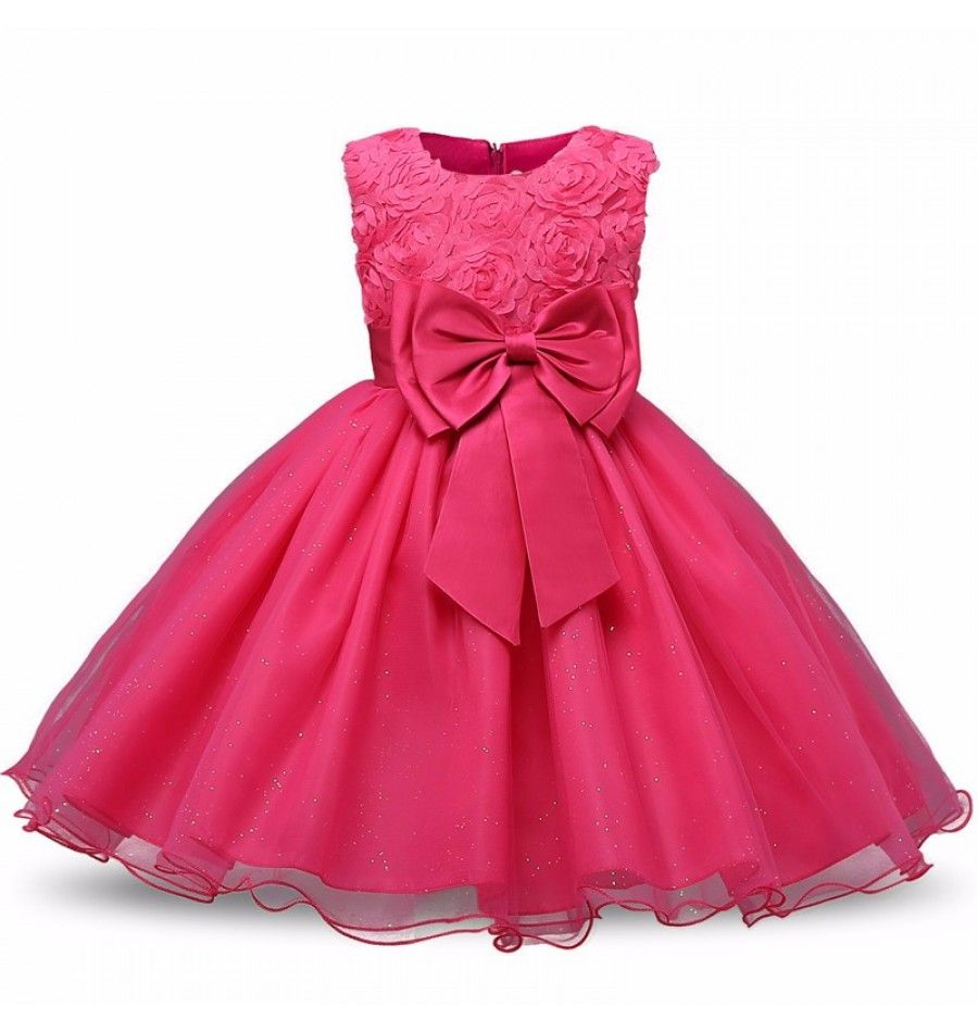 Baby Kleid Lana | Kinder Mode - Flowergirldress | Pinterest | Mode ...
