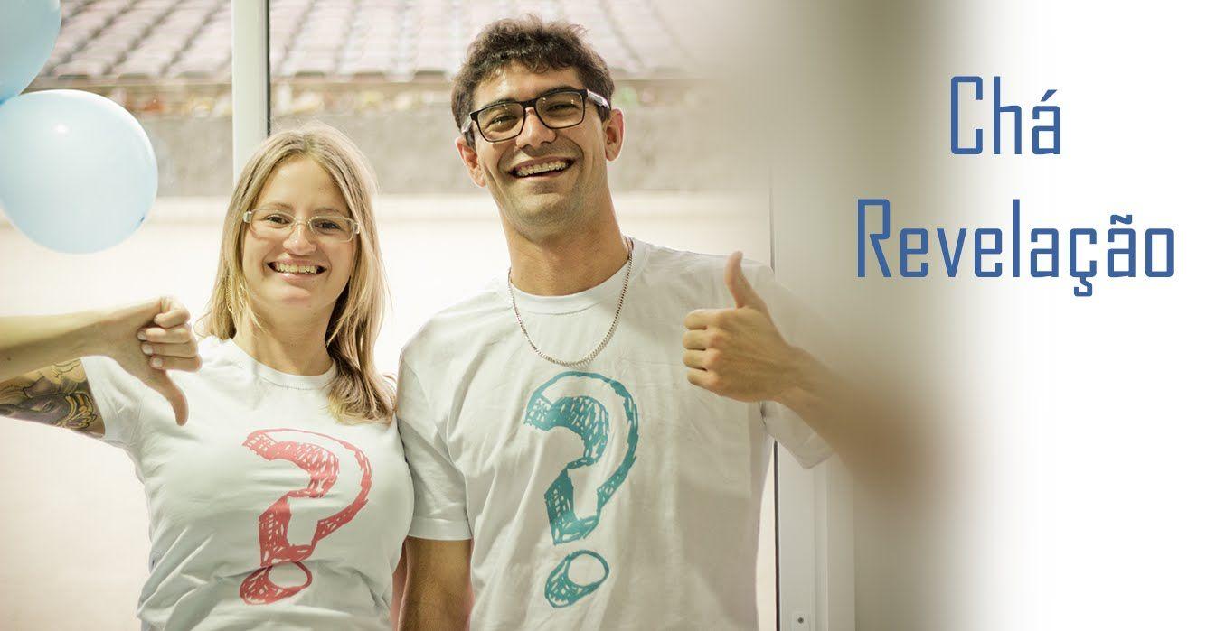 Camiseta Chá Revelação Pesquisa Google Chá Revelação