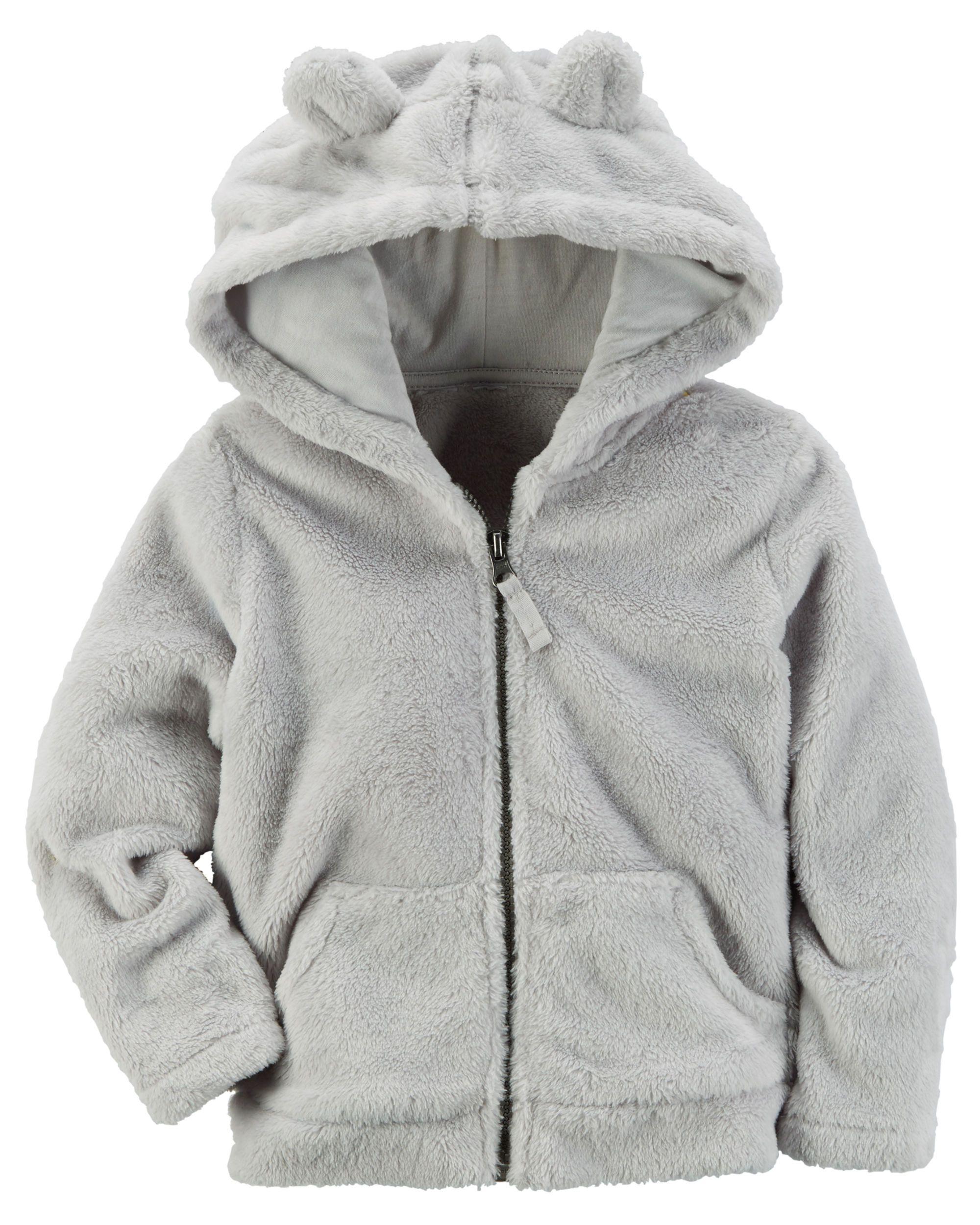 Snow Fleece Hoodie | Sherpa hoodie, Babies clothes and Kids girls
