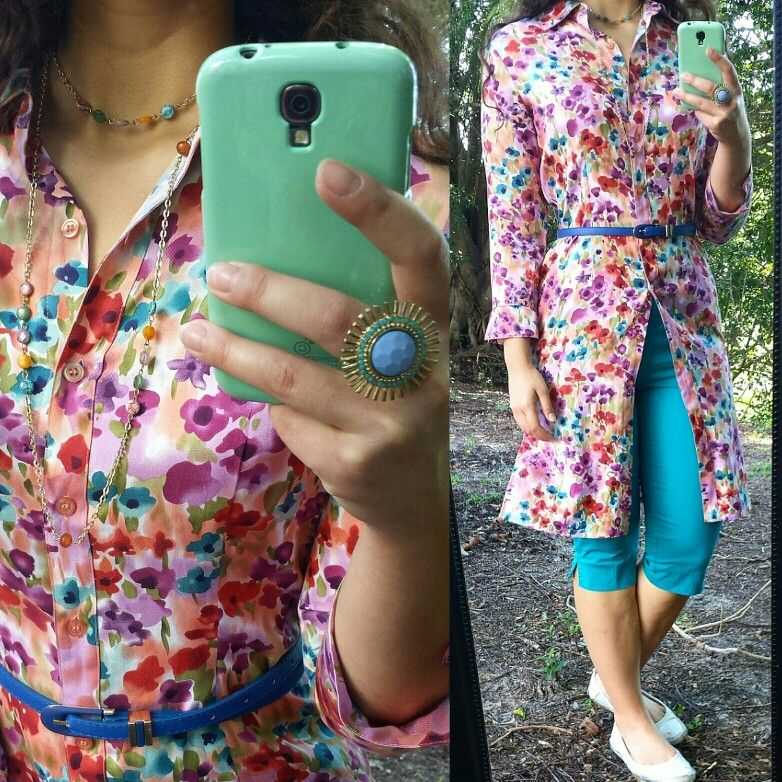 Day 4: Flower Power $6.57 More @ singforyourstyle.blogspot.com