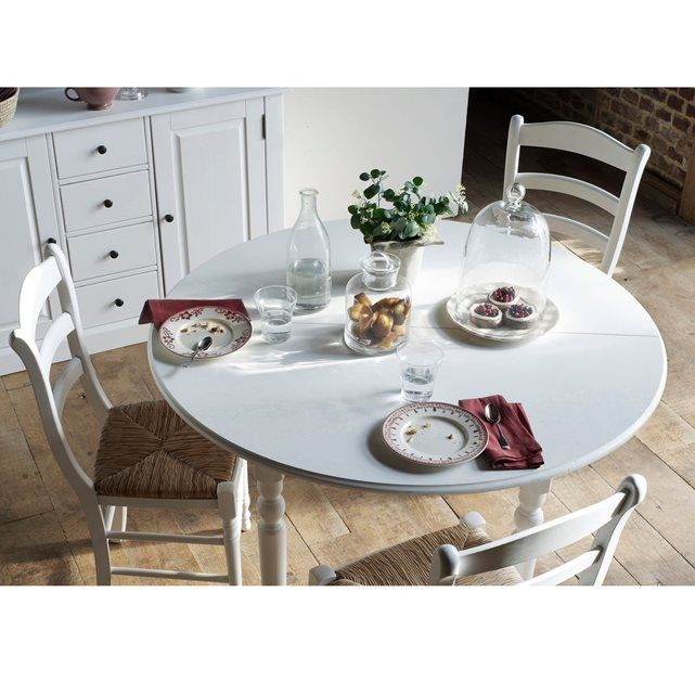 Table A Manger Ronde 4 Couverts Authentic Style Table A Manger