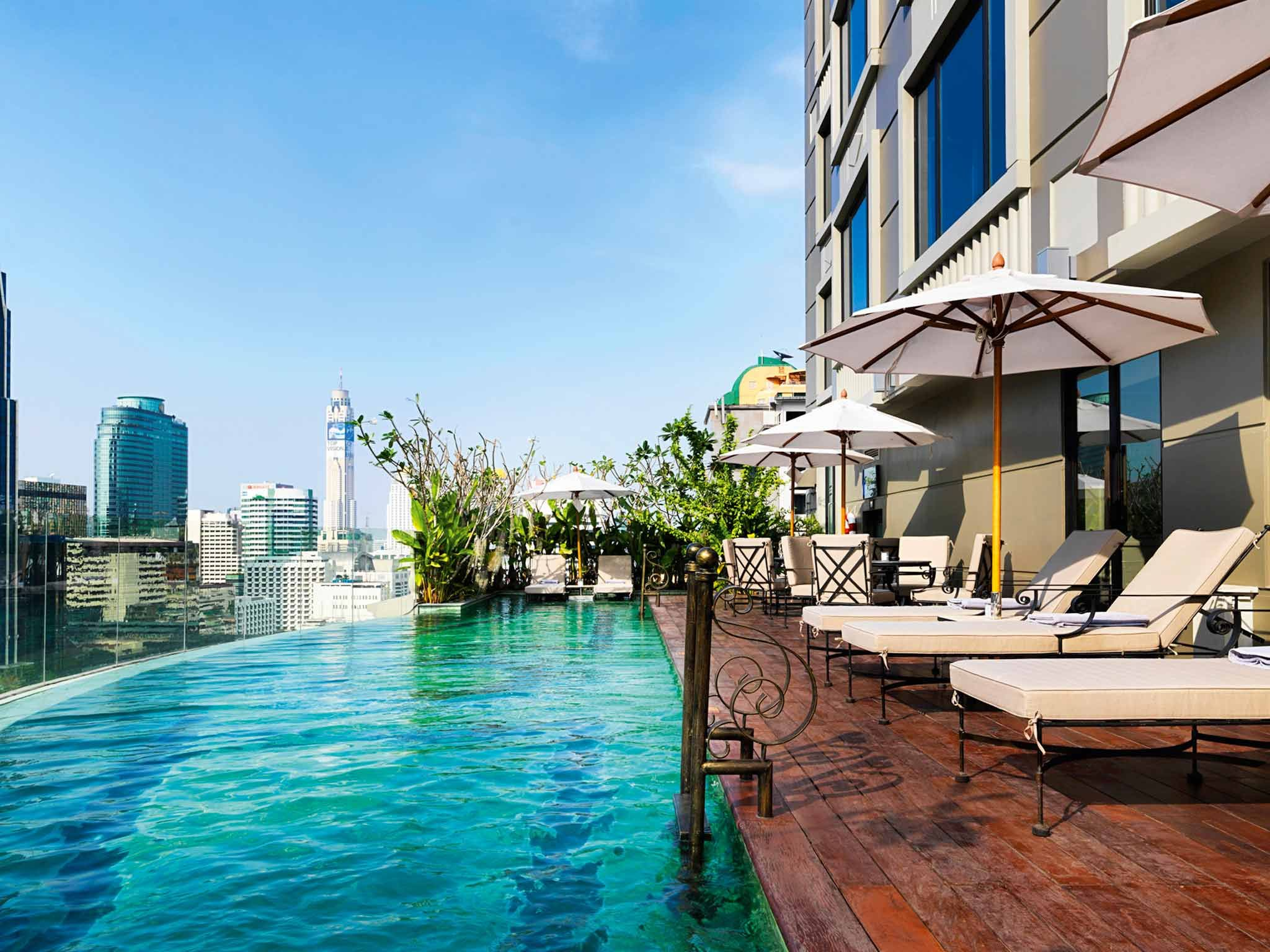 Boutique Hotel The Muse Bangkok Thailand
