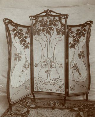 Hungarian art nuoveau art nouveau art deco biombos for Stili mobili antichi