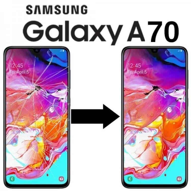 Výměna skla Samsung Galaxy A70 | Samsung galaxy, Samsung, Instrukce