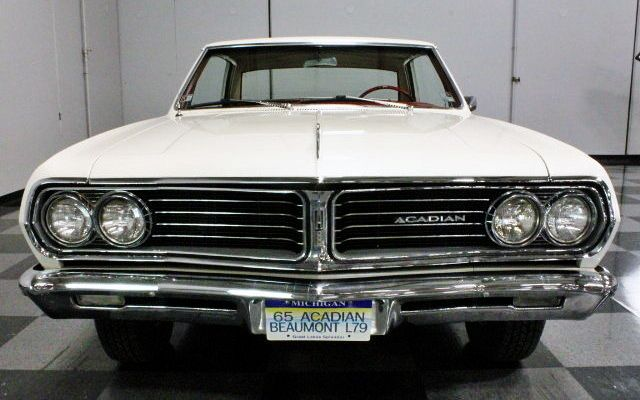1965 Acadian Beaumont front view