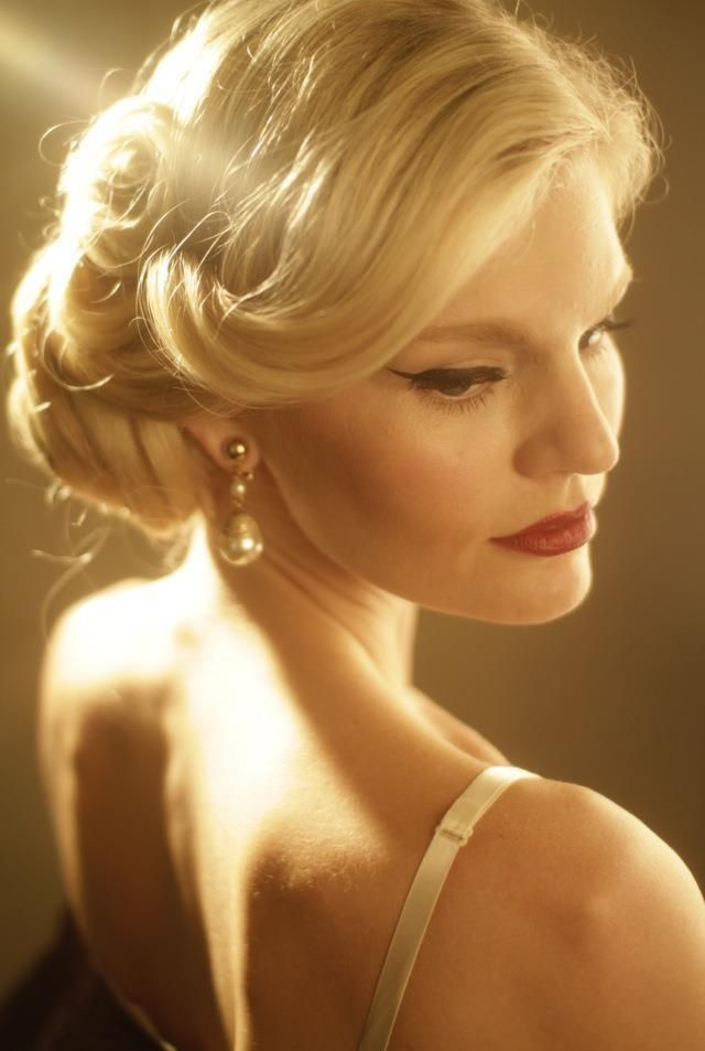 Time Tested Vintage Hairstyles Side Bangs Hair Inspiration And
