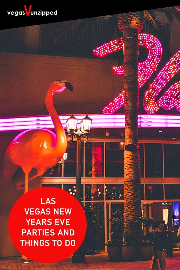 New Year's Eve in Las Vegas 2019 2020 NYE Vegas