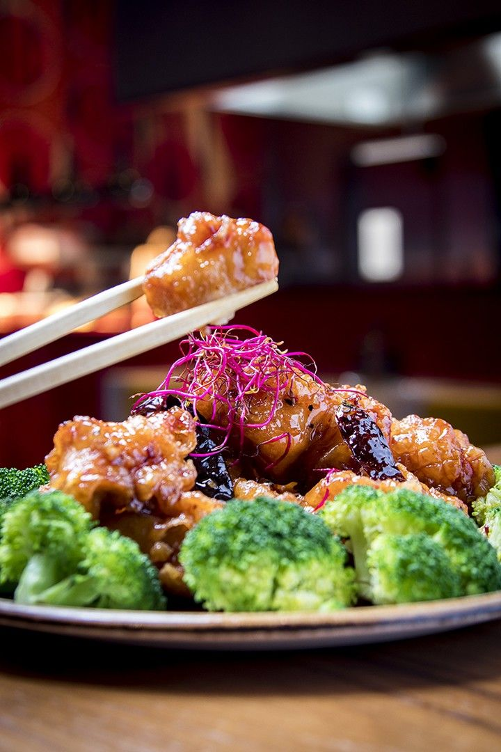 Enjoy some of the best authentic asian cuisine for lunch