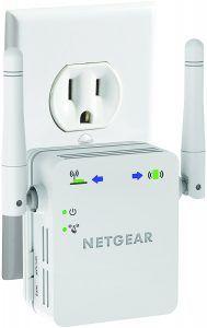4. NETGEAR N300 WiFi Range Extender