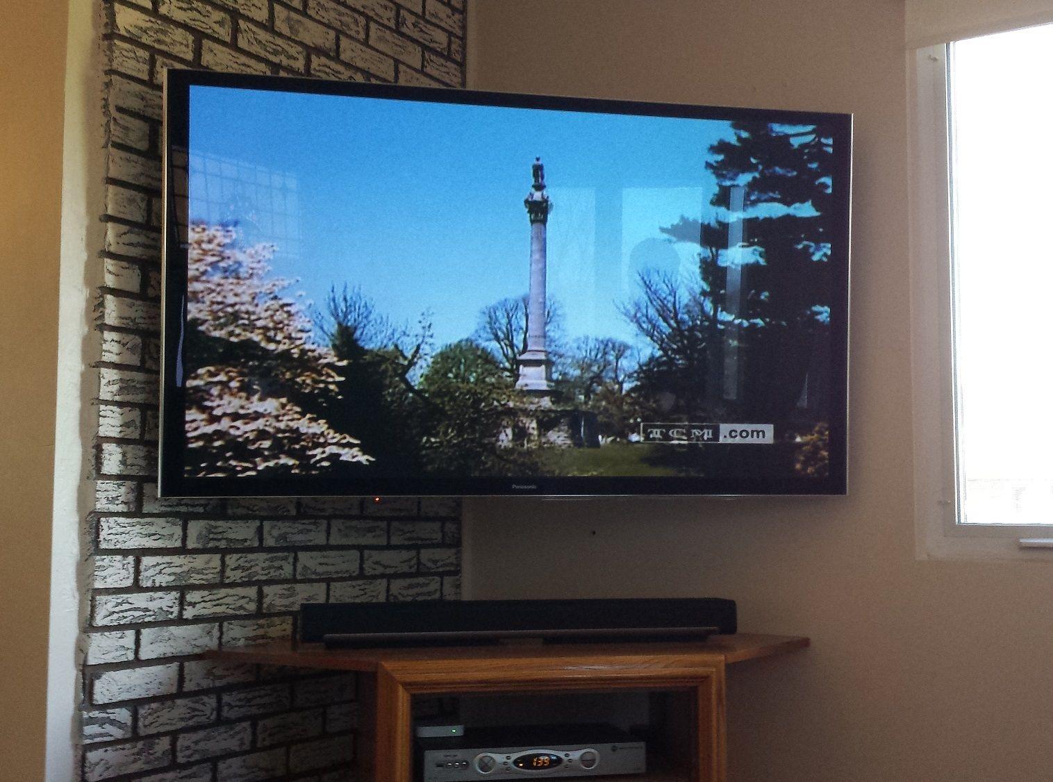 21 Corner Mounted Tv Ideas Mounted Tv Corner Tv Wall Mounted Tv