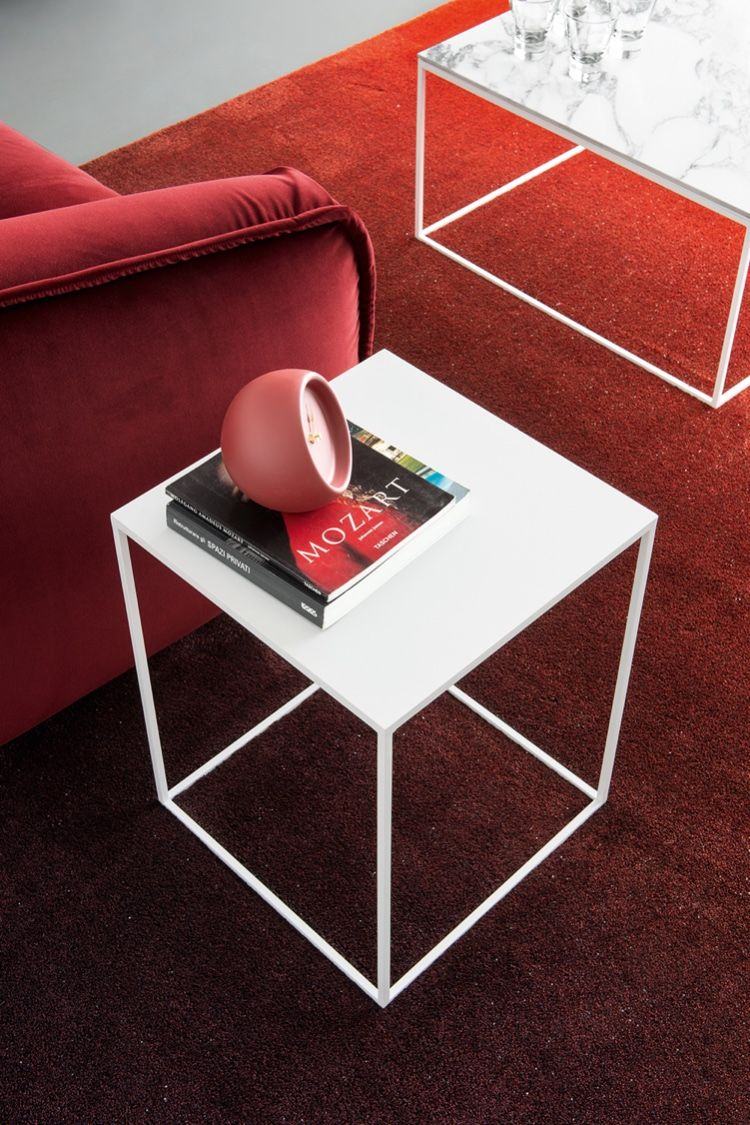 THIN IndustrialStyle Side Table Side table, Industrial