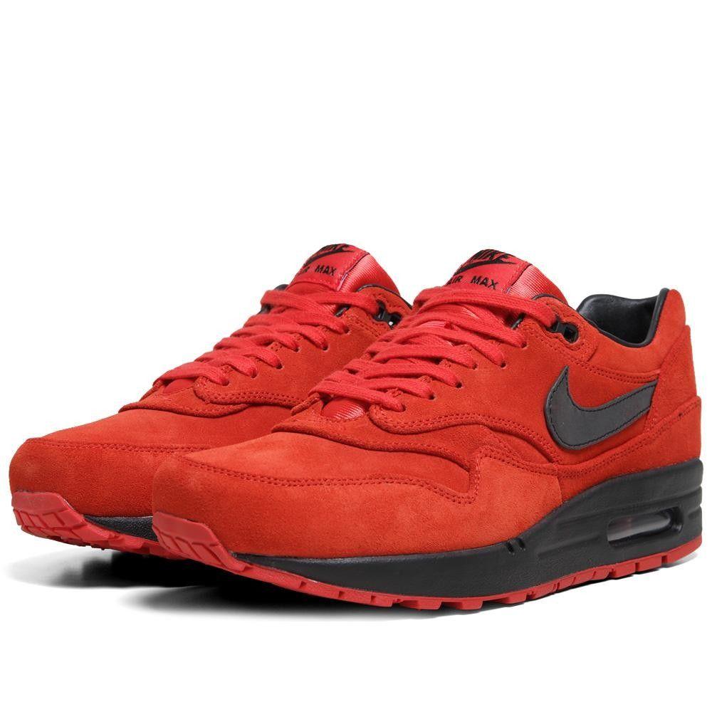 sale retailer ca287 5ceaa Nike Air Max 1 Premium (Pimento   Black)