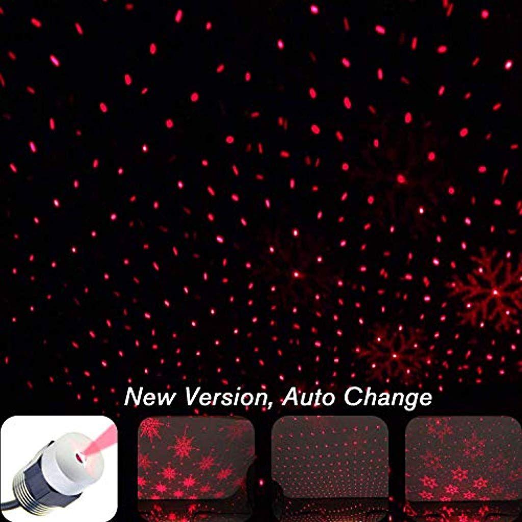 Jennary Neue Version Led Stern Nachtlichter Romantic Starry Sky Lamp Einstellbare Usb Auto Decke Innenbeleuchtung In 2020 Nachtlicht Beleuchtung Decke Innenbeleuchtung