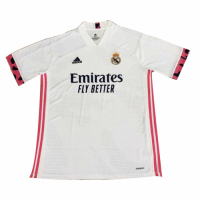 20 21 Real Madrid Home White Soccer Jerseys Shirt In 2020 Soccer Jersey Jersey Shirt Jersey