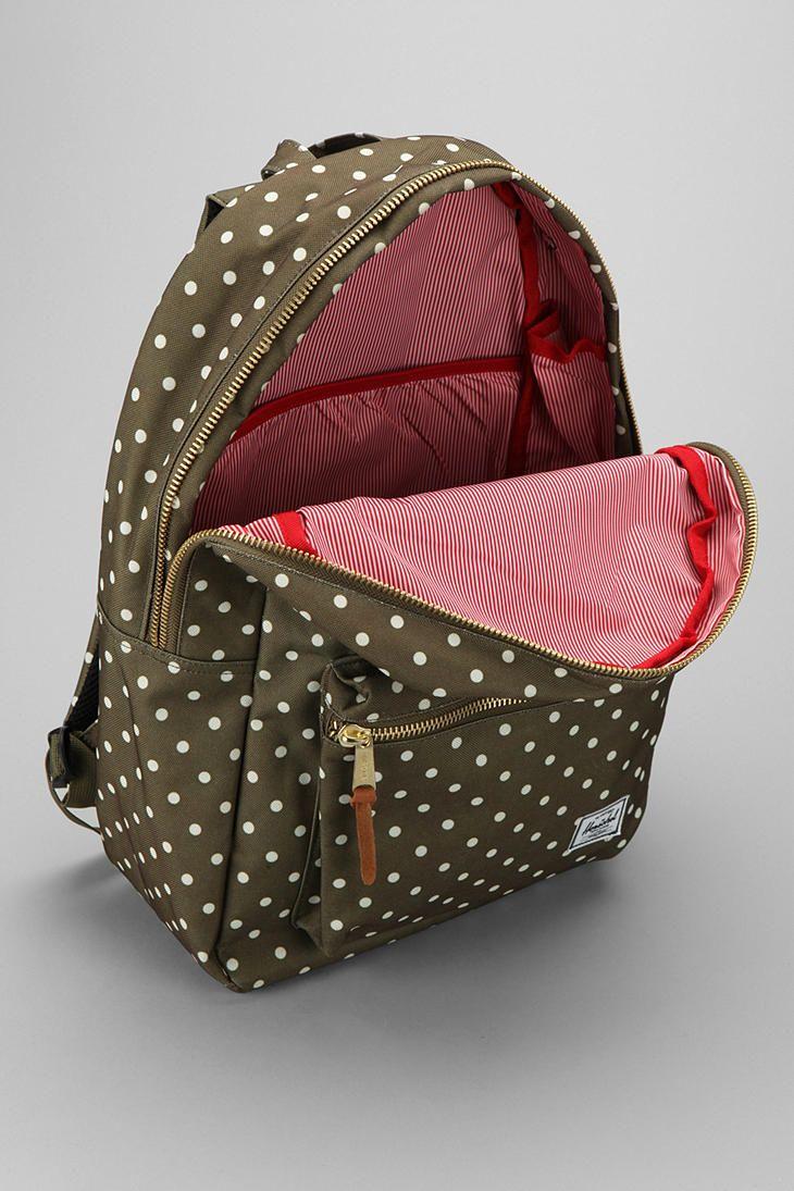 Herschel Supply Co. Polka Dot Settlement Backpack - Urban Outfitters
