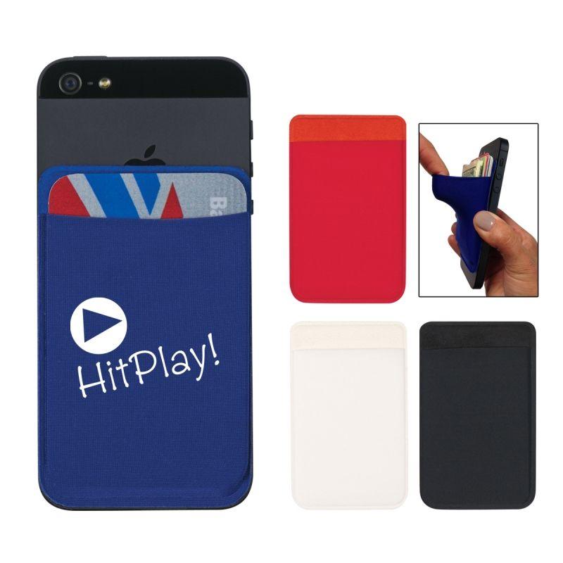 Custom Lycra Mobile Device Pocket Mobile Device Promo Items