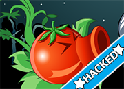 Red Peashooter Vs Zombies [Hacked]