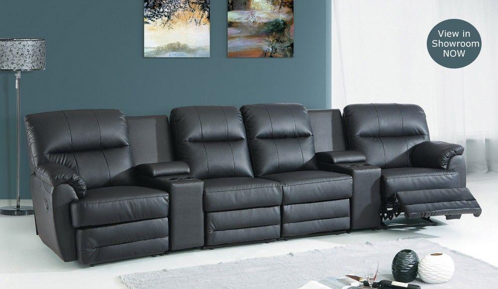 Horizon Home Cinema Seating Luxury Delux Deco