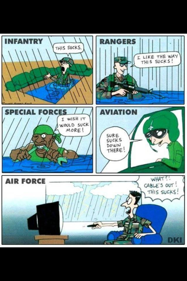 Rangers lead the way! <3 | Makes Me Laugh! :D | Military