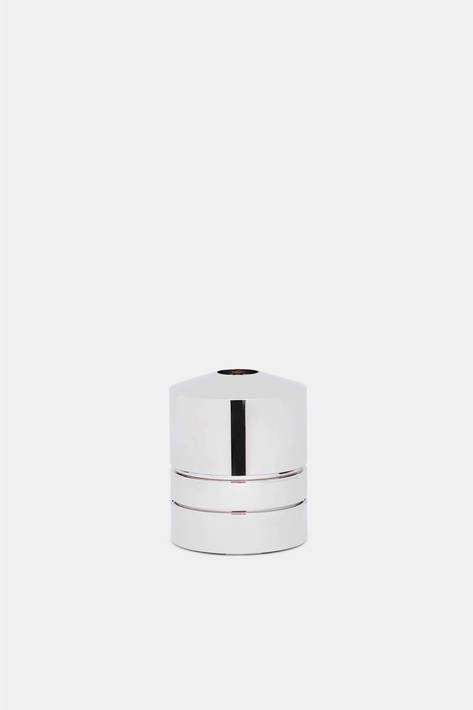 Phoenix-based Tennen Studio pursues simplicity in its design work, which ranges from buildings to objects such as this incense holder. Made in Arizona of polished nickel, it both conceals burning incense—in cone or spiral form—and catches ashes. The domed interior channels smoke to the oculus and can also be used to store incense.