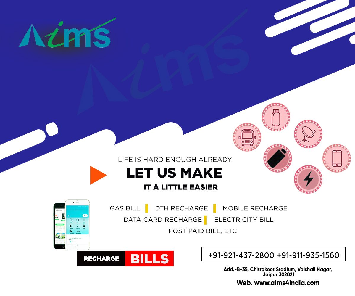 We are a one-stop solution for online Recharge Services  We