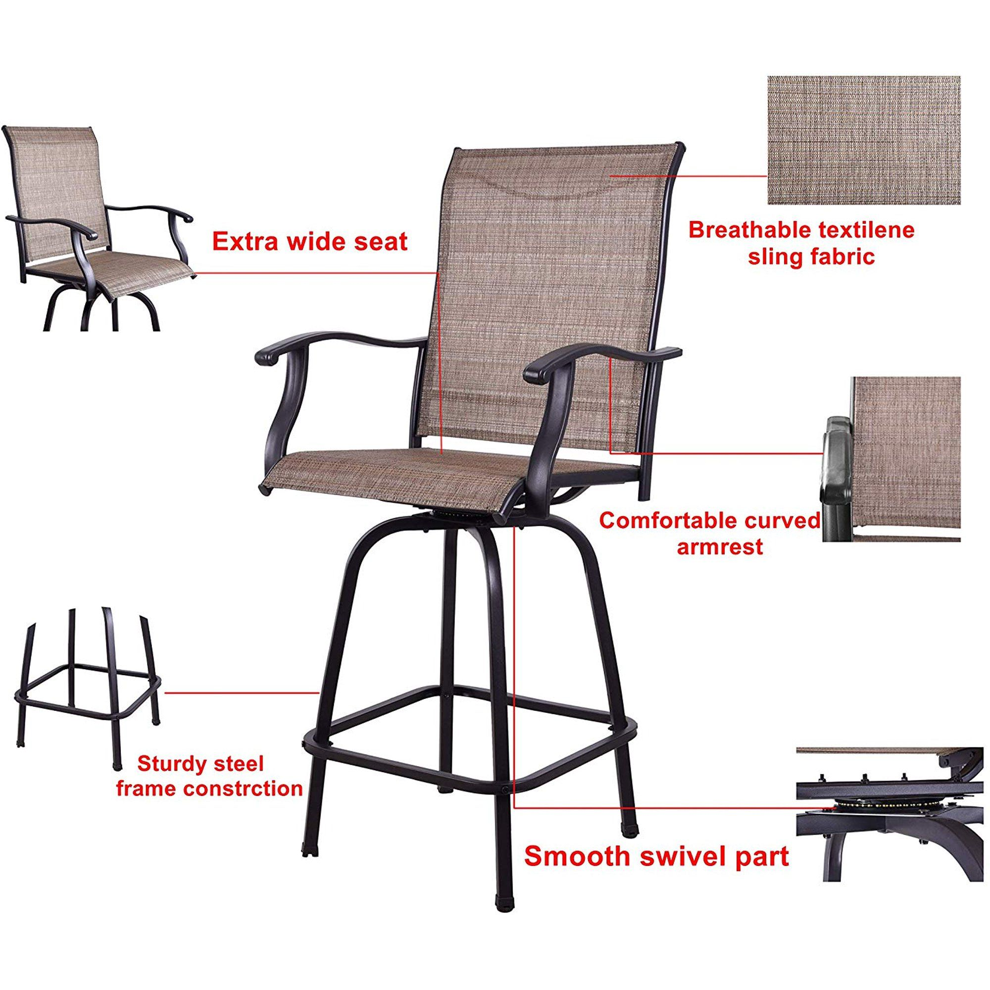 walmart com in 2021 swivel bar stools