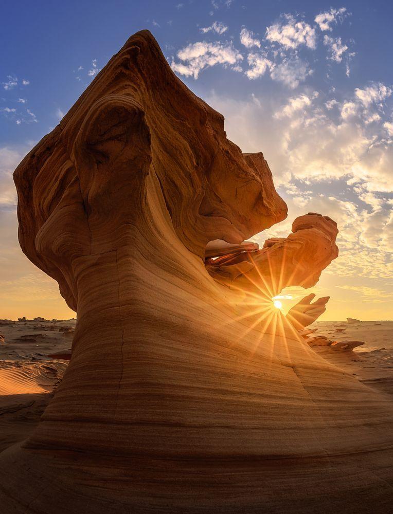 Peaking Light by khaled alkendi on 500px