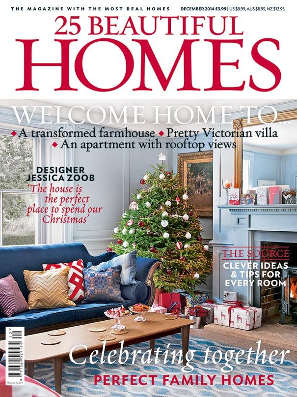 Colourful Christmas Schemes - Our insight featured inside 25 ...