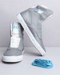 big sale afc28 fef59 Back to the Future shoes replica. Back to the Future shoes replica Marty  Mcfly Costume ...