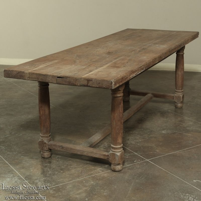 23++ Antique french oak dining table and chairs Best