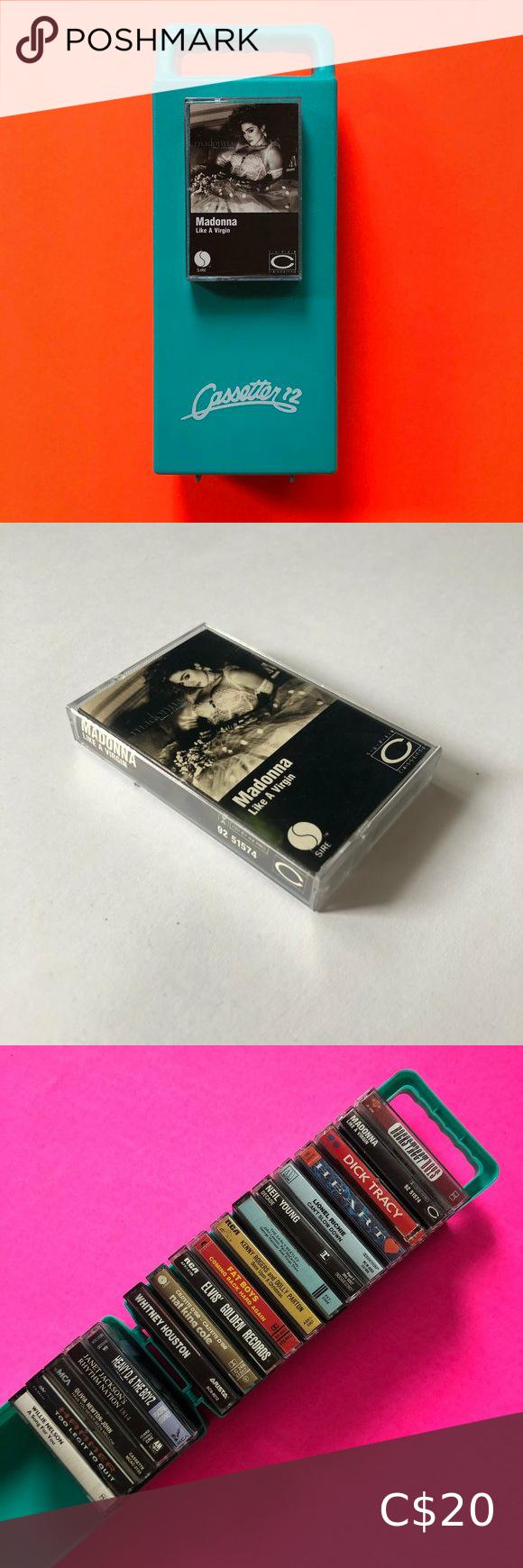 Madonna Cassette (1984)