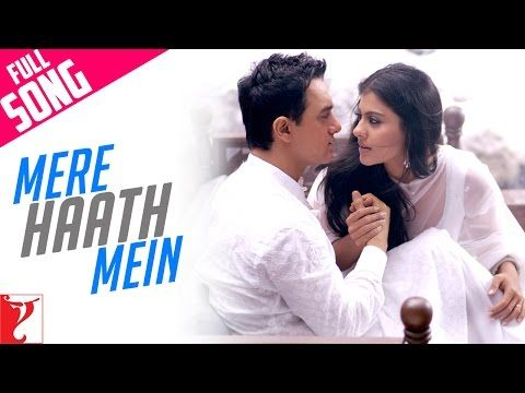 Mere Haath Mein Full Song Fanaa Aamir Khan Kajol Sonu Nigam Sunidhi Chauhan Youtube Songs Best Video Song Old Love Song