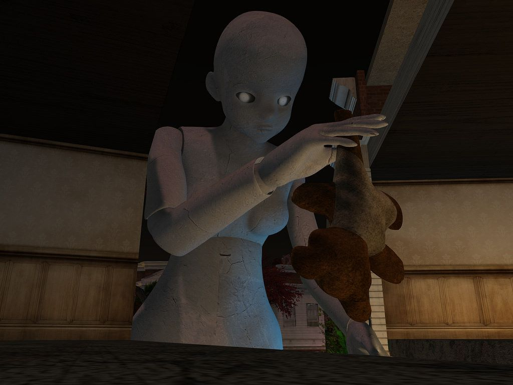 Finding Teddy Serenity, Life, Second life