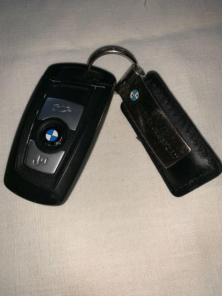 Bmw 1 3 5 6 X1 X5 X6 Z4 Keyless Remote Smart Key Fob Kr55wk49127