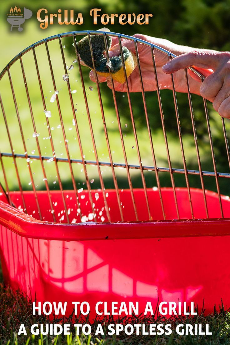 How To Clean A Grill Guide Spotless