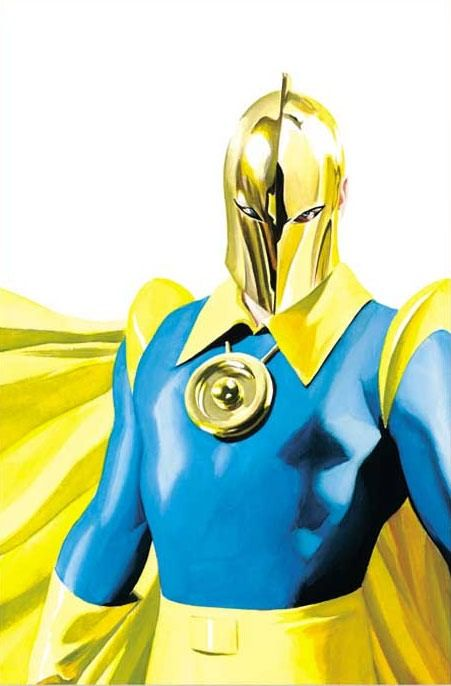 Dr Fate by Alex Ross