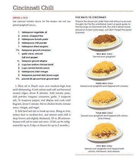 What S Your Favorite Asian Dish Cincinnati Chili Cincinnati Chili Recipe Skyline Chili Recipe