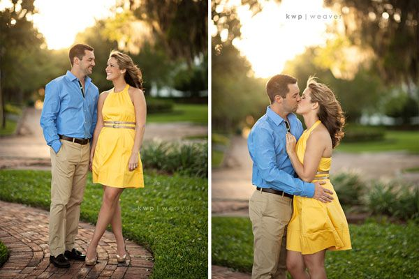 What to Wear to Your Engagement Shoot - What To Wear To Your Engagement Shoot Leaves Changing Color And