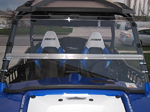 Does not fit the 2015 RZR 900 or RZR 1000 Polaris RZR Full Tilting windshield for models 570 800 and 900