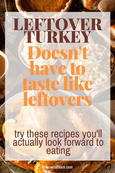 Amazing Quick and Easy Leftover Turkey Ideas