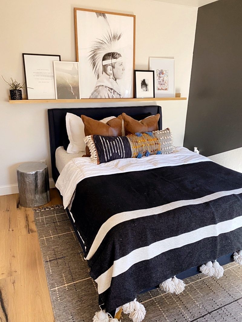 I have posted pics on social media of my son John's room before. But I don't believe you can truly appreciate the transformation until you see the before & after photos. Rob and I worked… The post Teen Boy's Bedroom Before & After appeared first on The Spoiled Home.