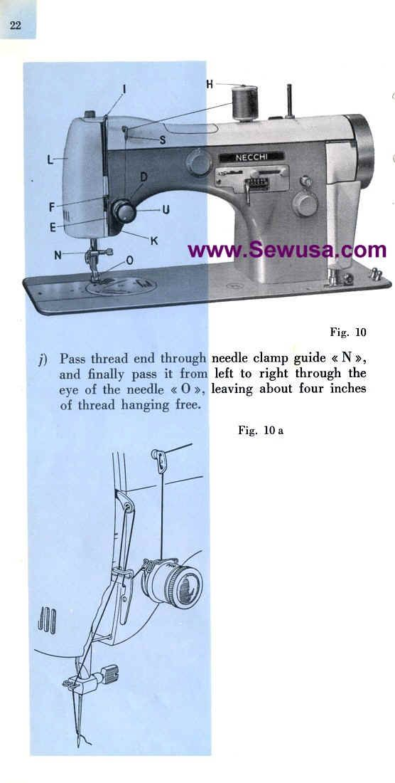 Necchi Supernova Sewing Machine Threading Diagram Vintage Sewing Cool How To Thread A Vintage Nelco Sewing Machine