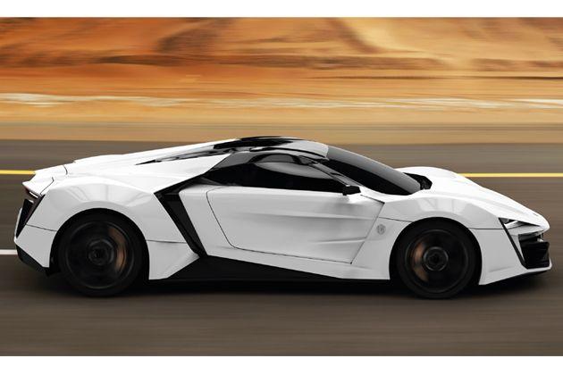 W Motors High Performance Luxury Sports Cars Cars