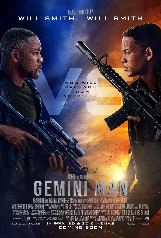 Projeto Gemini Novo Trailer Filmes dublados em