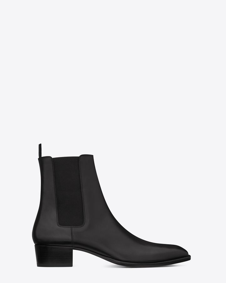 Saint Laurent Boots: discover the selection and shop online on YSL.com