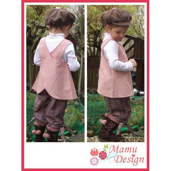 Schnittmuster Kinder Tunika Christina Mamu Design | Idee ...