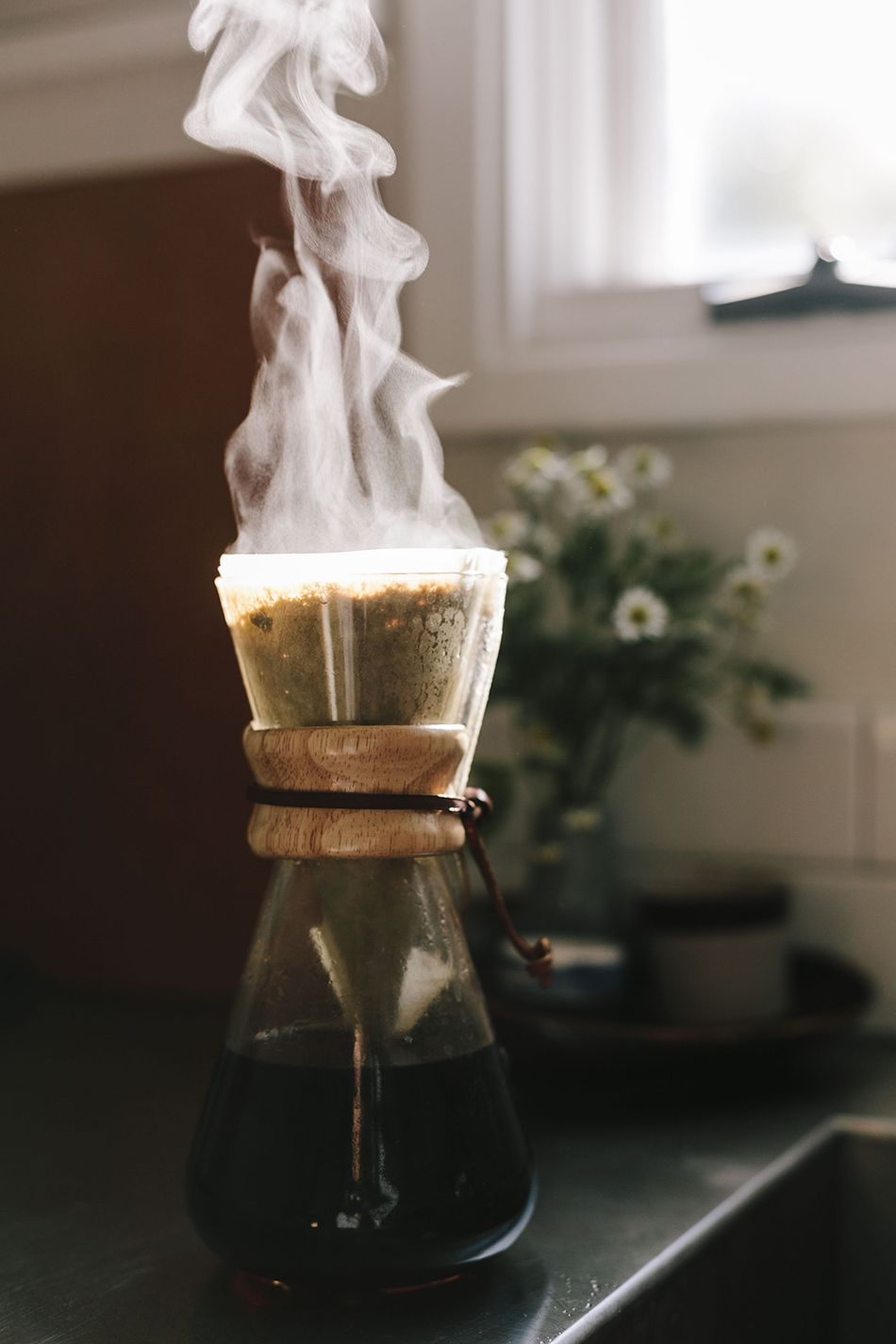 When it comes to wellness tips I turn to my pal and photographer Arna Bee. Read about her secret coffee recipe for jump-starting the morning.