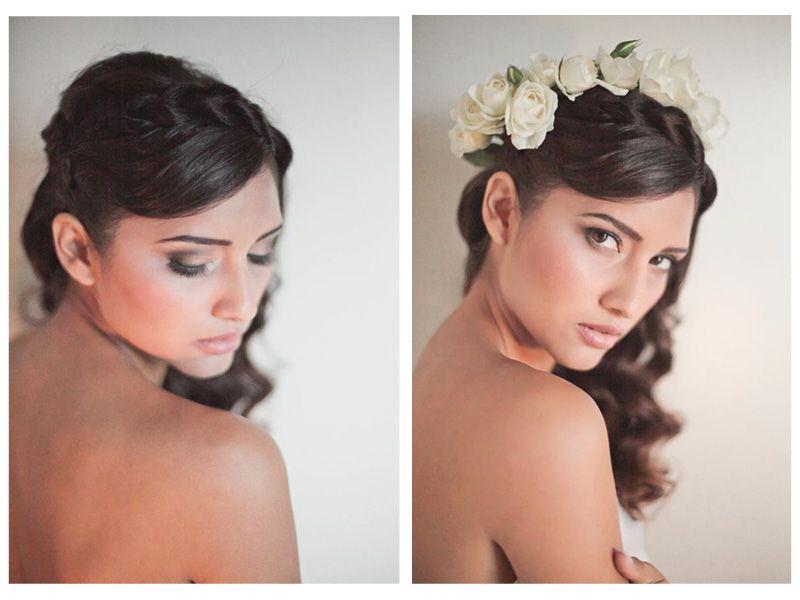 latina bridal makeup - photo#29
